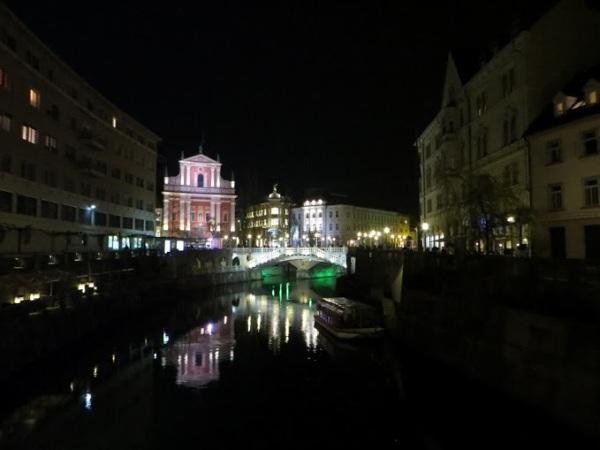 Languid in Ljubljana