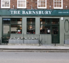 The Barnsbury Vortex